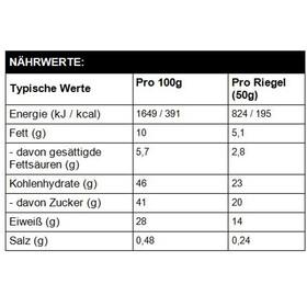 High5 ProteinBar Żywność dla sportowców Banana-Vanilla 25 x 60g